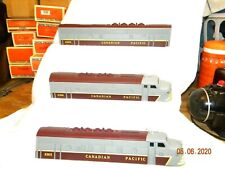 Lionel F3 Canadian Pacific ABA Shells