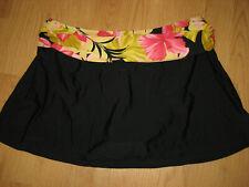 New listing Aqua couture womens bathing suit swim swimwear skirt brief bottom medium 10 12