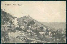 Frosinone Cassino Villino Gigetta cartolina RB7069
