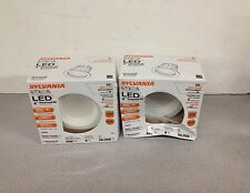 "QTY2 Lot New Sylvania 4"" Ultra LED Recessed Kit"
