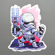 Storm Trooper Star Wars Sticker