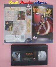 film VHS THE MAGICIAN LA GIUSTIZIA NON E' UN TRUCCO 2002 Mondo  (F34) no dvd