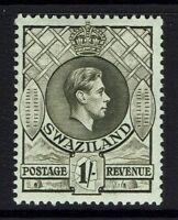Swaziland SG# 35  - Perf 13.5 x 13 - Mint Lightly Hinged - 090415