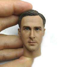 manco toys 1/6 Scale Ryan Gosling Male Figure Head Sculpt Model