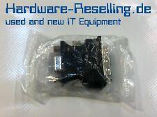 1x DVI VGA Adapter 1x DVI-A Plug 12+5-pin => 1x VGA Connector 10600642023 NEU
