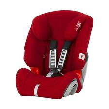 Britax Römer Kindersitz Evolva 1-2-3 Flame Red, Gruppe 1,2,3