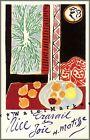Nice France 1947 Travail & Joie / Work & Joy, Vintage Poster Print Retro Style