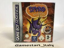 SPYRO FUSION - NINTENDO GAME BOY ADVANCE GBA - VIDEOGIOCO NUOVO SIGILLATO PAL