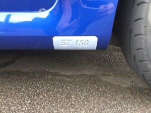 Ford Fiesta mk6 ST150 Jacking Cover