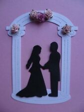 WEDDING ARBOR / ARCH DIE CUTS FOR INVITATIONS AND CARDS