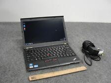 "Lenovo ThinkPad X230 12.5"" Laptop Core i7-3520M, 4GB RAM, 500 GB HDD w/ Charger"