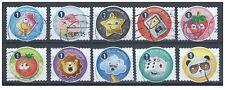 timbres du carnet  2015