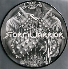 "STORMWARRIOR - SPIKES AND LEATHER PICTURE 7"" EP LIMITIERT AUF 250 STÜCK !"