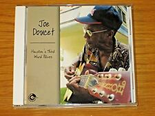 Houston's Third Ward Blues by Joe Doucet (CD, Oct-2006, Dialtone) USED/PERFECT