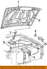 FORD OEM 93-97 Ranger Hood-Lock Latch F47Z16700A