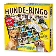 Hunde-Bingo ⏐ Spiel- und Spaß für die ganze Familie