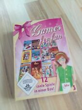 Games for fun, 12 PC-Spiele