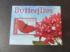 Gambia 2014 Butterflies Butterfly MS Miniature Sheet  MNH UM unmounted mint