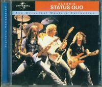 Status Quo - Classic Status Quo Universal Masters Collection Cd Perfetto