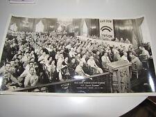 1953 Natl. Assn. Rainbow Division Veterans 35th Annual Reunion Chicago B&W Photo