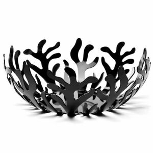ALESSI | New Mediterraneo Bowl in Black 29cm ESI01/29 B