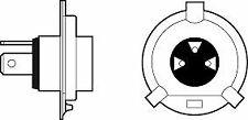 VALEO lampadina, lampada fari auto h4 12 V 60/55 W p43t-38