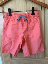 NWT Gymboree Boy shorts Pull on Shorts Coral Outlet 4T,5T,5,6,7,10,12