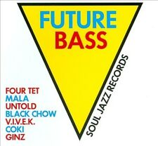 VARIOUS ARTISTS - FUTURE BASS (SOUL JAZZ RECORDS PRESENTS) USED - VERY GOOD CD