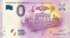 Billet Touristique 0 Euro - Little big city Berlin  - 2019-1