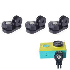 Zum Gopro Tripod Mount DSLR Kamera Zubehör Stativ Adapter 1/4 Zoll Connector Neu