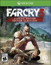 Far Cry 3 Classic Edition Xbox One New Xbox One,Xbox One