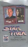 Star Trek 25th Anniversary Series 1 Trading Card Box