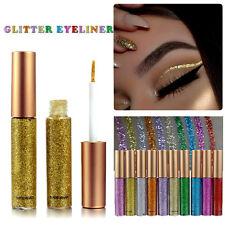 Long-lasting Metallic Sparkling Glitter Liquid Eyeliner Party Makeup Eye Liner