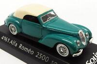 Solido 1/43 Scale Diecast 4161 - Alfa Romeo 2500 Sport - Green