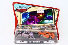 New Disney Pixar Cars Boost & Snot Rod Movie Moments Supercharged Rare Collector