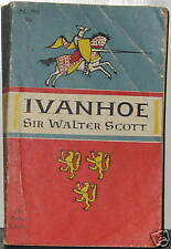 IVANHOE by SIR WALTER SCOTT 1959
