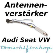 Antennenverstärker Phantomeinspeisung VW AUDI Winkel Autoradio PKW Antenne