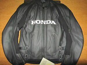 HONDA JOE ROCKET PACIFICA LEATHER & TEXTILE JACKET SMALL BLACK OFFICIAL PRODUCT