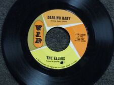 northern soul THE ELGINS Darling Baby VIP 25029 M-