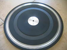 Philips 212 Turntable Platter with Rubber Mat - Platter & Mat Only - PART