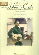 The Very Best Of Johnny Cash Song book sheet music Strum It Guitar