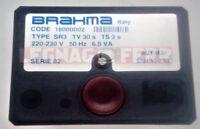 Quadro Accensione Brahma 18000002 SR3 TV 30S 3S  Apparecchiatura Elettronica