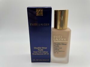 Estee Lauder Double Wear Nude Water Fresh Makeup 1Fl Oz SPF30~Select Your Shade