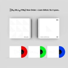 New Order -  (no,12k,lg,17mif) New Order + Liam Gillick: S NEW LP