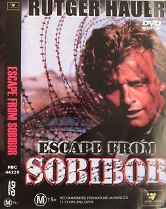 Escape From Sobibor DVD. New