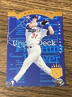 Vintage 1993 Upper Deck SP #PP15 MIKE PIAZZA RC Dodgers Mets C HOF RARE NrMt/Mt
