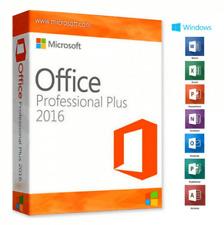 Microsoft®Office 2016 Professional Plus 32/64 Bit Lifetime License Key✔️