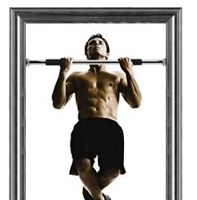DOOR HOME EXERCISE WORKOUT TRAINING GYM BAR CHIN UP ADJUSTABLE FITNESS PULL POLE