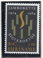 Suriname 1964 Early Issue Fine Mint Hinged 20c. 168964