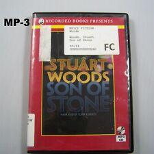 Stuart Woods: Son of Stone 2011 Audiobook MP-3 Stone Barrington Series #21